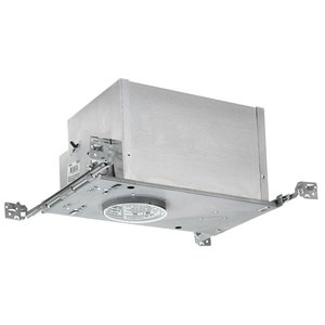 """Juno Lighting IC44N-W 4"""" IC Low Voltage Incand. Housing w/push-in electrical connectors"""