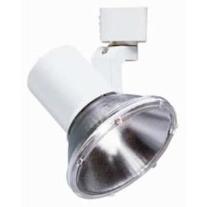 Juno Lighting R541-WH Track Head, Universal, PAR20/PAR30, 50/75W, White