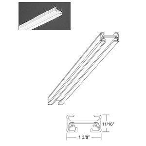 Juno Lighting T-4FT-WH Track, 1 Circuit, 4', White