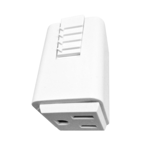 Juno Lighting T33-WH Outlet Adapter