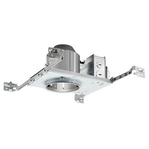 Juno Lighting TC44 Low Voltage Universal TC New Construction Housing, Non-IC, 4""