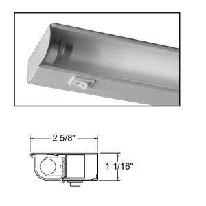 "Juno Lighting UFL46-WH Undercabinet Fixture, T5 Fluorescent 46"", 28 Wide, White"