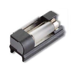 Kichler 10218BK In-Line Lampholder, Black