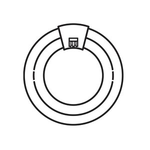 Kichler 4029 Bulb 55w Fluor Circline