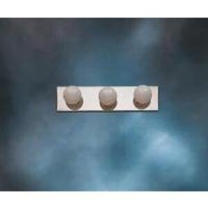 Kichler 623CH Wall Fixture, 3 Light