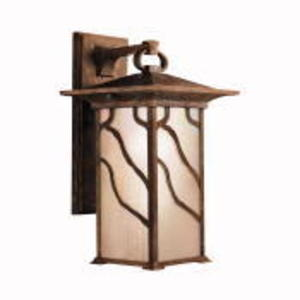 Kichler 9031DCO Outdoor Wall Mt 1lt