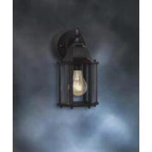 Kichler 9774BK 60W Wall Lantern, Chesapeake