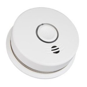 Kidde Fire 21027311 Combination Smoke and Carbon Monoxide Alarm, Wire-Free