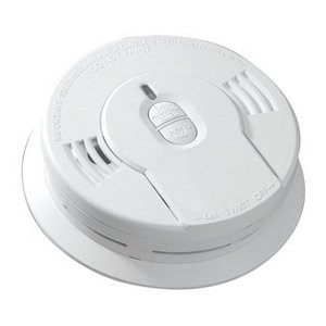Kidde Fire 900-0136-003 Smoke Alarm With Hush, Sealed Battery, Model i9010