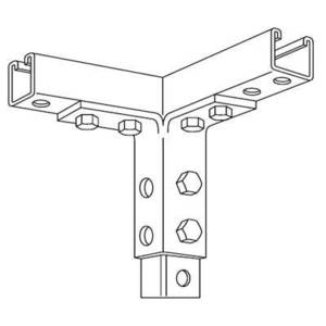 Kindorf B-921 Steel Corner Connector