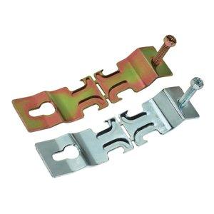 Kindorf C109-2 2 Universal,angler Clamp,galvkrom