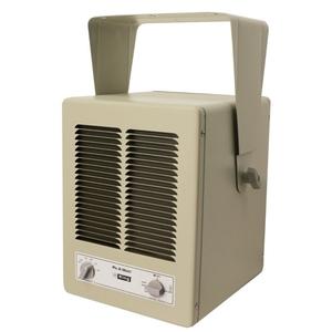King Electrical KBP2406 Unit Heater, 5700/4750/3800/2850/1900/950W, 240V