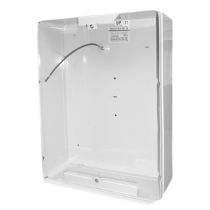 King Electrical WSC Surface Can, W Series, White