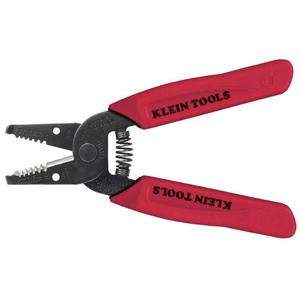 Klein 11046 Wire Stripper/Cutter, 16-26 AWG