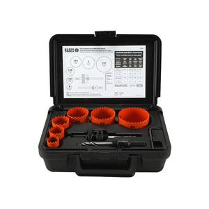 Klein 31902 8-Piece Hole Saw Kit