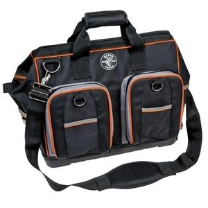 Klein 5541718-14 78-Pocket Extreme Organizer Electrician's Bag