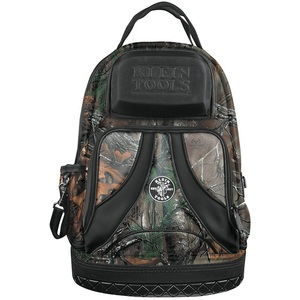 Klein 55421BP14CAMO Tradesman Pro Organizer Backpack