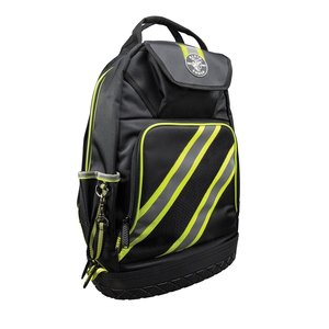 Klein 55597 Backpack, Tradesman Pro High Visibility™
