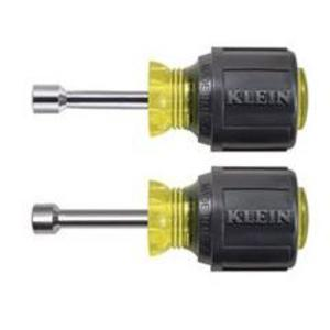 Klein 610 2-Piece Stubby Nut Driver Set
