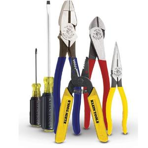 Klein 92906 6-Piece Apprentice Tool Set