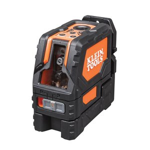 Klein 93LCLS Laser Level, Plumb Spot, Self-Leveling