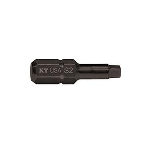 Klein SQ2115 Square Insert Power Drivers, #2 x 1'' (25 mm) Bit