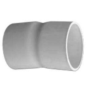 """Kraloy 078053 5° B x B PVC Coupling, 4"""""""