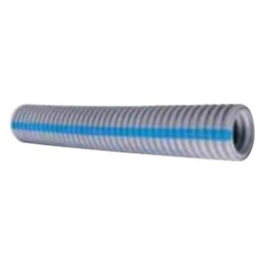 "Kraloy 12010 Gray ENT w/ Blue Stripe, 3/4"", 10' Stick"