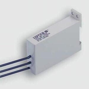 LUTZE 700490 Motor Suppression, RC Module, 3 AC x 500 V, 4kW, LRC-M1-0490