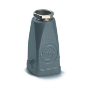 "Lapp 105121NP EPIC HA 3/4 Hood, Single Lever Bolt, Top Entry, 1/2"" NPT, Die Cast, NO Gland"