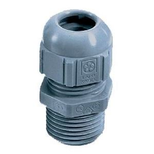 "Lapp S1134 Cord Connector, Liquidtight, 3/4"", Non-Metallic"