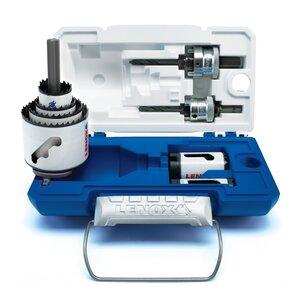 Lenox 1815139 8-Piece Hole Saw Mini Kit