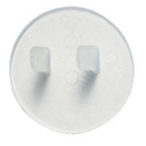 Leviton 12777 Electrical Outlet Safety Caps, Straight Blade