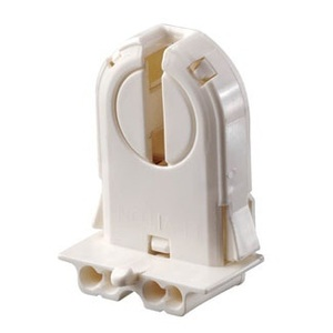 Leviton 13653-WP Fluorescent Lampholder, Medium Base