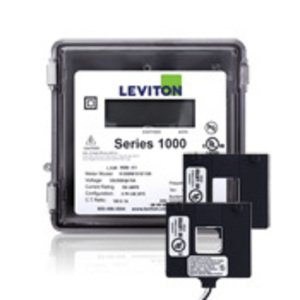 Leviton 1O240-1W 240V 100A 1P3W OUT KIT