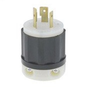 Leviton 2381 Locking Plug, 20A, 3PH 480V, 3P3W