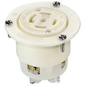 Leviton 2816 #2cd/flanged Outlet