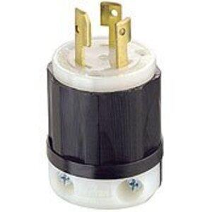 Leviton 3331-C Ind/lkg Plug