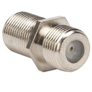 Leviton 40986 F-Connector Coupler (Bag of 100)
