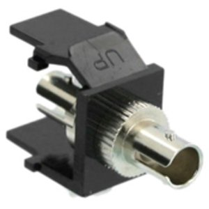 Leviton 41084-SEF Adpt St Sm/mm Phos Blk