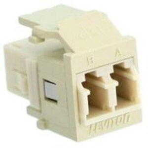 Leviton 41085-MLI Adpt Lc Sm/mm Phos Iv