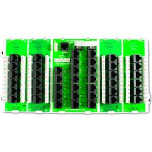 Leviton 47603-24P 24 Port Structured Media Full Size