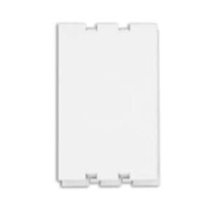 Leviton 47617-PLT Replacement Snap-In Plate, White