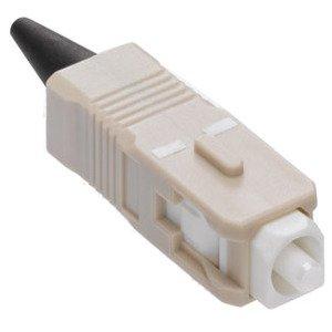 Leviton 49990-MSC Data & A/V SC Fiber Connector Fast-Cure