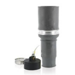 Leviton 49FSL-GY Replacement Connector Insulator, Female, Gray