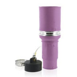 Leviton 49FSL-P Replacement Connector Insulator, Female, Purple