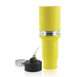 Leviton 49FSL-Y Replacement Connector Insulator, Female, Yellow