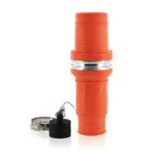Leviton 49MSL-O Replacement Connector Insulator, Male, Orange