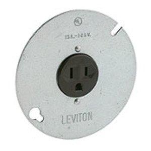 Leviton 5059 Receptacle Pkd