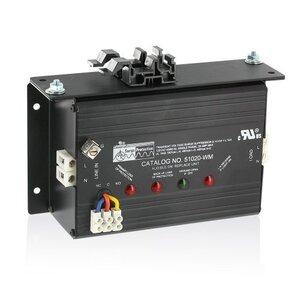 Leviton 51020-WM Surge Protective Device, 15A, 120VAC, 50/60Hz, 2P, 3W, 1360 Joules